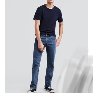 original 501s Button fly jeans